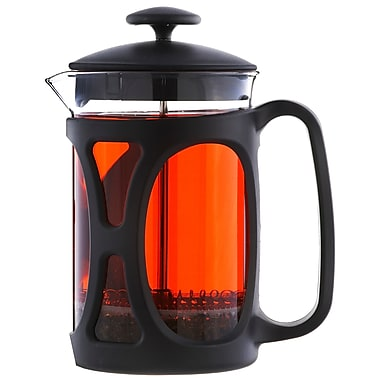 Grosche Basel French Press Coffee Maker, Black, 800ml