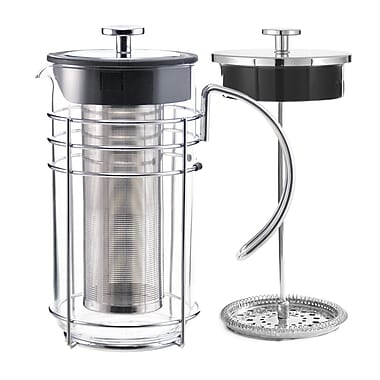 Grosche Madrid Coffee and Tea Maker 4-In-1, 1.5 Litres