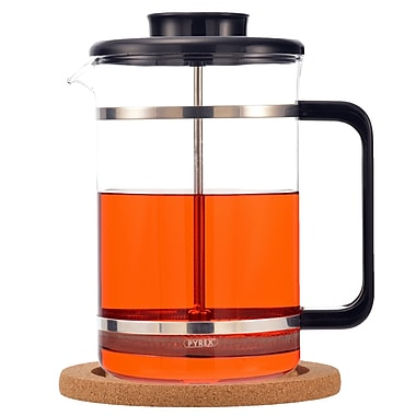 Grosche Mombasa French Press Coffee Maker, 1.5 Litres