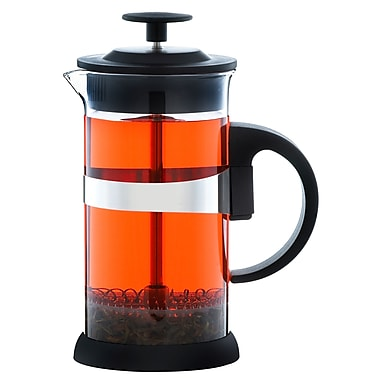 Grosche Zurich French Press Coffee Maker, Black, 350ml