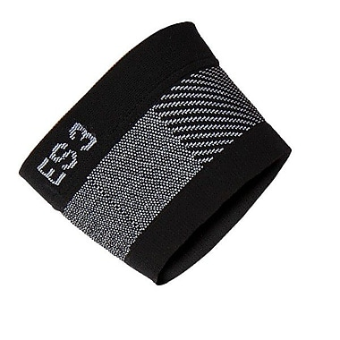 ES3 Elbow Sleeve 62340B, Black, Size Small