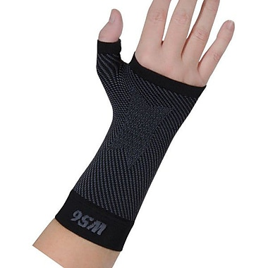 WS6 Wrist Sleeve 82346B, Black, Size X- Large