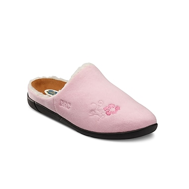 Dr. Comfort Extra-Depth Slippers with Gel Plus Insert 1170-W-07.0, Women, Size 7