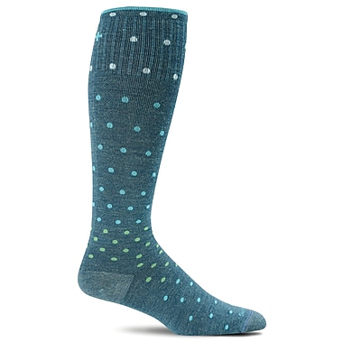 On the Spot Women Compression Socks, SW3W-480, Size ML