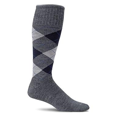 Argyle Male Compression Socks, SW3M-850