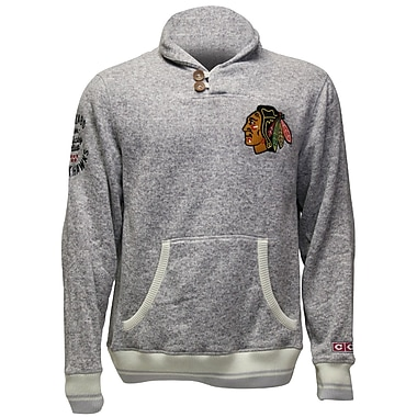 Reebok CCM Shawl Popover, Chicago Blackhawks, Small