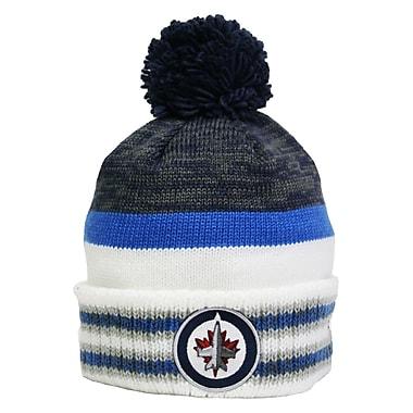 Reebok Center Ice Team Pom Knit Toque, Winnipeg Jets