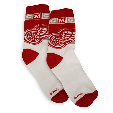 Reebok CCM Socks, Detroit Red Wings