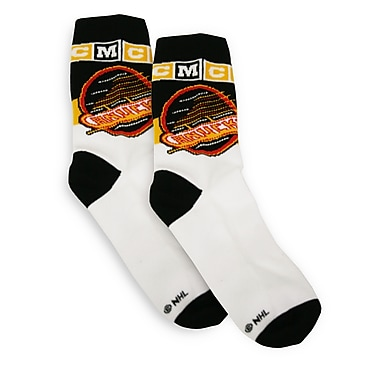 Reebok CCM Socks, Vancouver Canucks