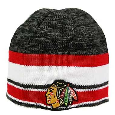 Reebok Center Ice Team Beanie, Chicago Blackhawks