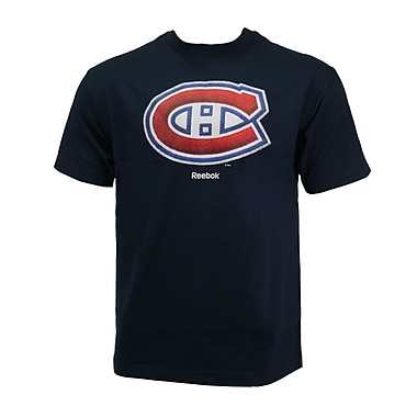 Reebok Face-Off High End Mascot Tee, Montreal Canadiens, Medium
