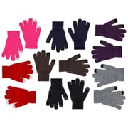 URGE Basics Texting Gloves, Assorted Colors