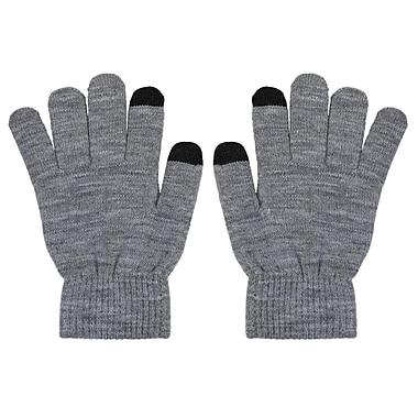URGE Basics Texting Gloves, Grey