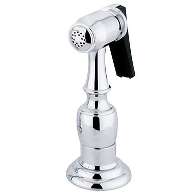 Kingston Brass Made to Match Gourmetier Kitchen Faucet Spray; Polished Chrome
