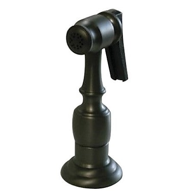 Kingston Brass Made to Match Gourmetier Kitchen Faucet Spray; Oil Rubbed Bronze