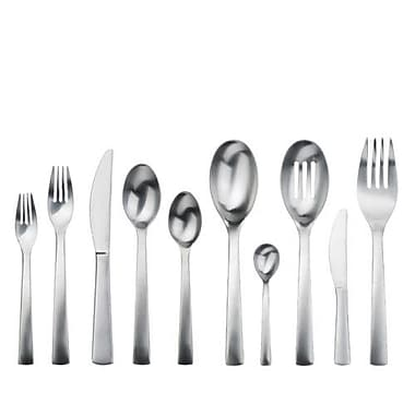 Gourmet Settings Carry On 45 Piece Flatware Set