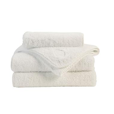 Christy Royal Turkish Wash Cloth; Limewash