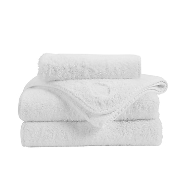 Christy Royal Turkish Wash Cloth; White