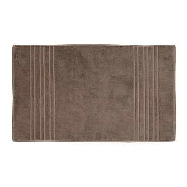 Christy Renaissance Bath Mat; Mink