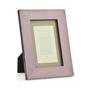 Philip Whitney Marquetry Picture Frame; Lavender