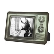 Philip Whitney Retro Television Picture Frame; 5'' H x 7'' W