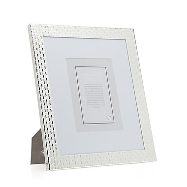 Philip Whitney Weave Picture Frame; 8'' x 10''