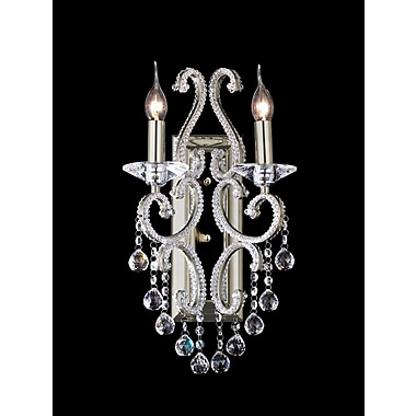 Dale Tiffany Richmond Park 2-Light Wall Sconce