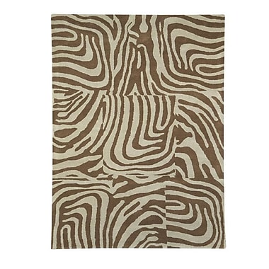 Dynamic Rugs Nolita Beige / Natural Contemporary Rug; Rectangle 8' x 11'