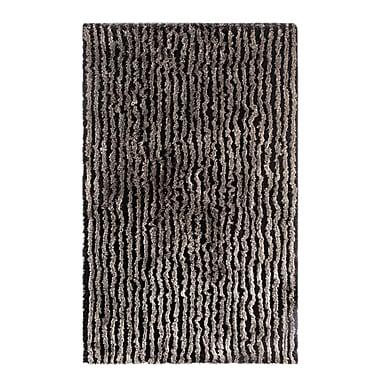 Dynamic Rugs Safari Ash/Olive Rug; Rectangle 5' x 8'
