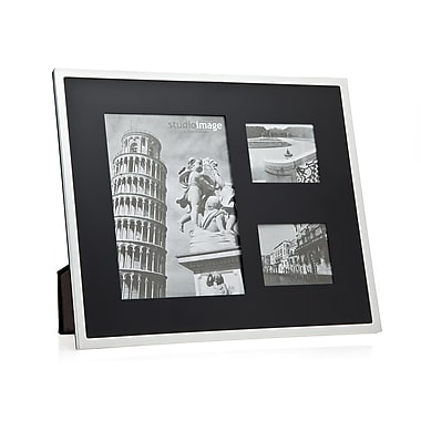 Philip Whitney Inlay Collage Picture Frame