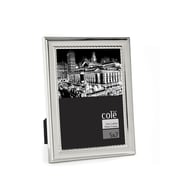 Philip Whitney Bead Picture Frame; 5'' x 7''