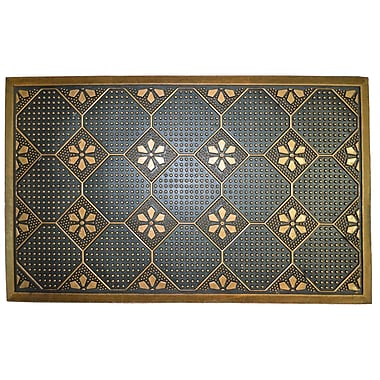 Imports Decor Plumbago Doormat