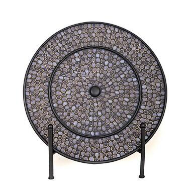 Wildon Home Decorative Plate w/ Stand