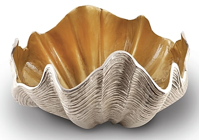 Star Home Coquilles Grand Shell Serving Bowl