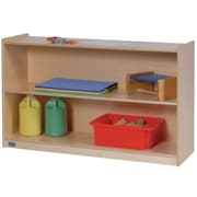 Steffy Shelving Unit w/ Casters