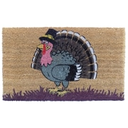 Imports Decor Turkey Doormat