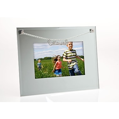Philip Whitney Mirror Memories Dangle Picture Frame