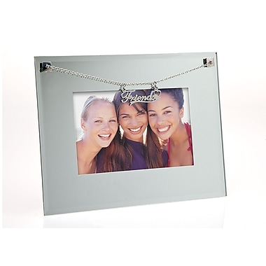 Philip Whitney Mirror Friends Dangle Picture Frame
