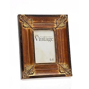 Philip Whitney Vintage Leaf Picture Frame