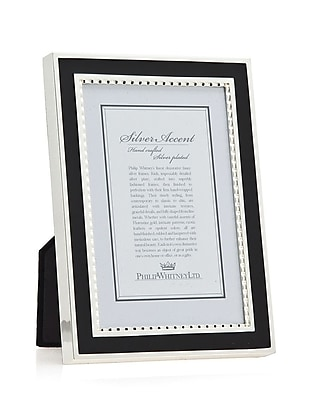 Philip Whitney Enamel Picture Frame