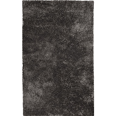 Dynamic Rugs Morisos Charcoal Rug; Rectangle 8' x 11'