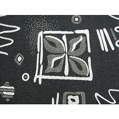 Blazing Needles Tapestry Rocking Chair Cushion
