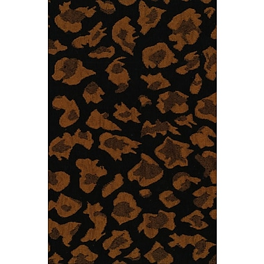 Blazing Needles Tapestry Cheetah Rocking Chair Cushion