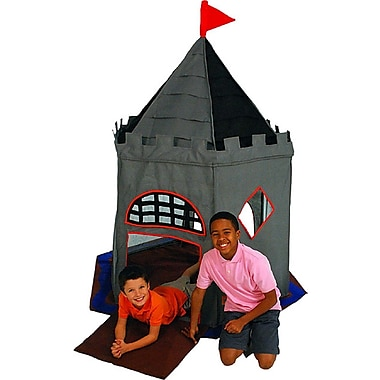 Bazoongi Kids Special Edition Knight Castle Play Tent