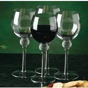 Golf Gifts & Gallery Golf Wine Goblet (Set of 4)