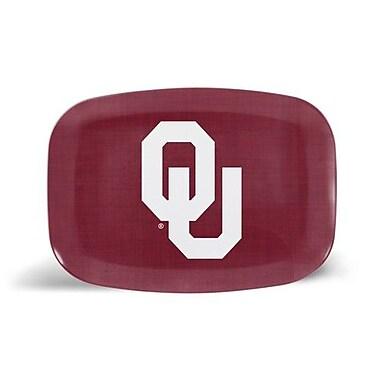 Milo Gift Shop Melamine Platter; Oklahoma University