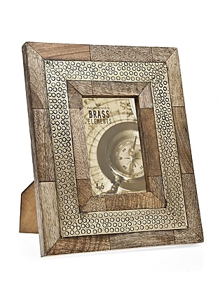 Philip Whitney Wood Trim Picture Frame WYF078277890058