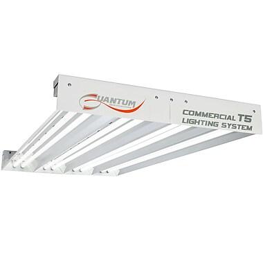 Hydrofarm Quantum T5 8 Bulb Fixture