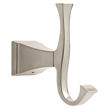 Delta DrydenTM Wall Mounted Robe Hook; Brilliance Stainless Steel