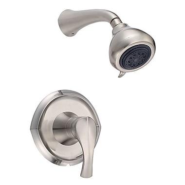 Danze Corsair Single Handle Diverter Faucet Shower Faucet Trim Only; Chrome